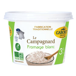 FROMAGE BLANC CAMPAGNARD 3% MG 500G