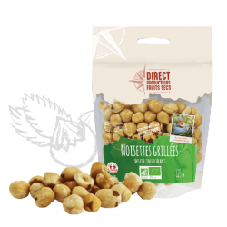 NOISETTES GRILLEES 125G