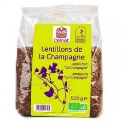 LENTILLONS CHAMPAGNE 500G