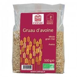 GRUAU D'AVOINE 500 GR