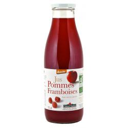 JUS DE POMMES FRAMBOISES 75CL