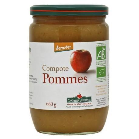 COMPOTE POMME 660G