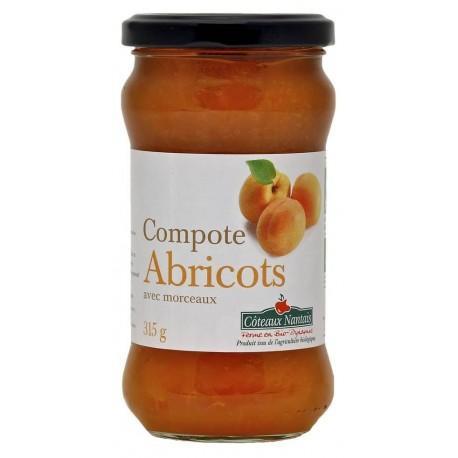 COMPOTE ABRICOT 315 G