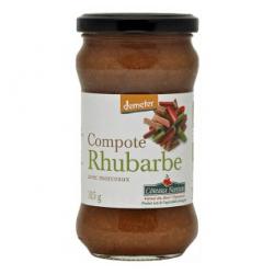 COMPOTE RHUBARBE 315 G