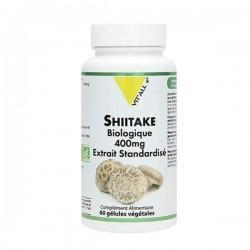 SHIITAKE BIO 400MG 60GEL