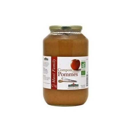 COMPOTE POMME 1.7KG