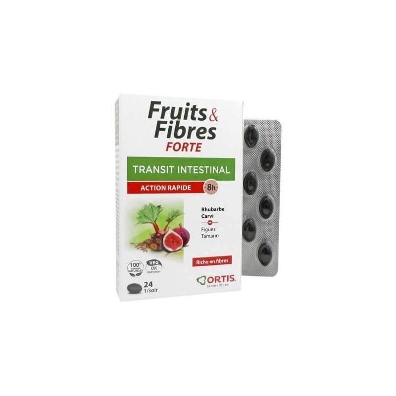 FRUITS & FIBRES FORTE 24CP