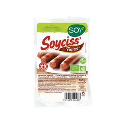 KNACKS AU TOFOU-SOYCIS-FUMEES 160G