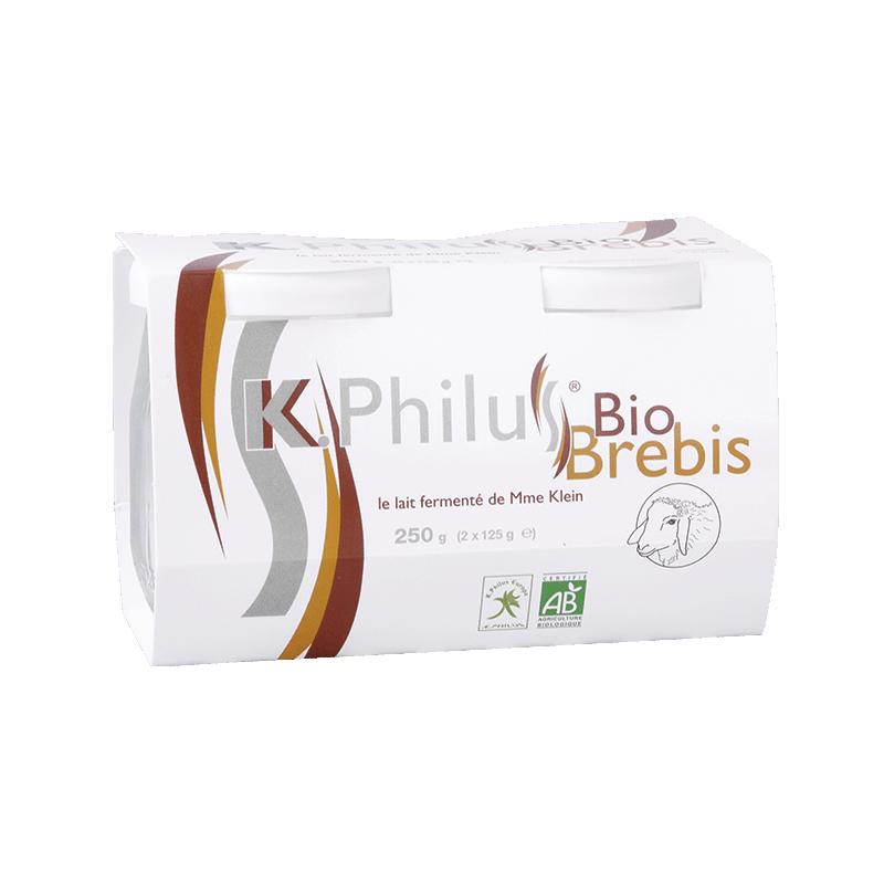 K-PHILUS LAIT DE BREBIS 2X125G