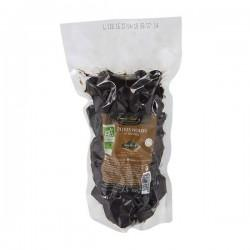 OLIVES NOIRES AU NATUREL 500G