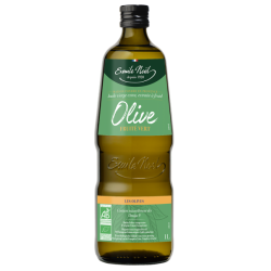 HUILE D'OLIVE VIERGE EXTRA FRUITE VERT 50CL
