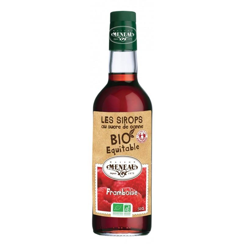 SIROP PUR CANNE FRAMBOISE 50CL