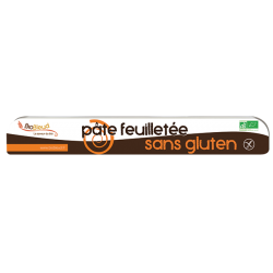 PATE FEUILLETEE SANS GLUTEN 260G
