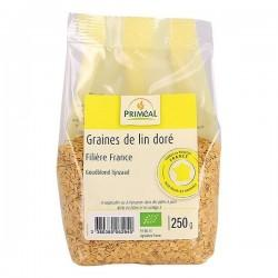 GRAINE DE LIN DORE FRANCE 250G