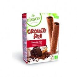 CROUSTY ROLL CHOCOLAT NOIR 125G