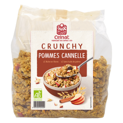 CRUNCHY POMMES CANNELLE 500G