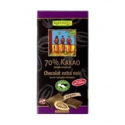 CHOCOLAT EXTRA NOIR 80G
