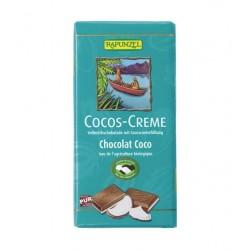 CHOCOLAT LAIT FOURRE COCO 100G