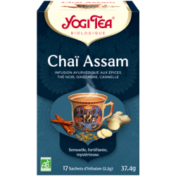 YOGI TEA CHAI ASSAM 37.4 GR
