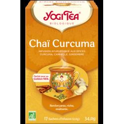 INFUSION CHAI CURCUMA (17 INFUSETTES)