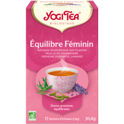INFUSION EQUILIBRE FEMININ (17 INFUSETTES)