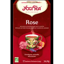 YOGI TEA ROSE 30.6 G