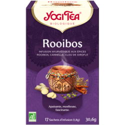 INFUSION ROOIBOS (17 INFUSETTES)