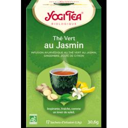 YOGI TEA VERT JASMIN 30.6 G