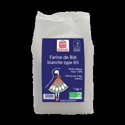 FARINE DE BLE T65 1KG