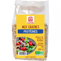 MIX GRAINES PROTEINES 250G