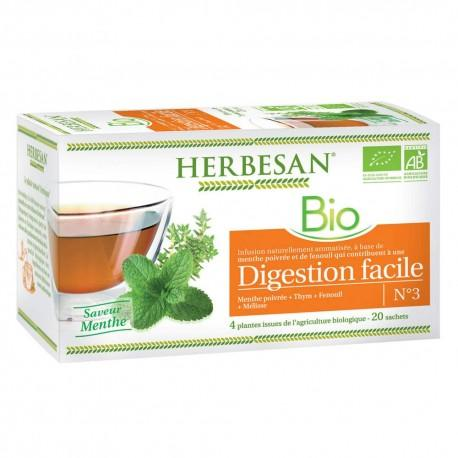 INFUSION MENTHE POIVREE DIGESTION