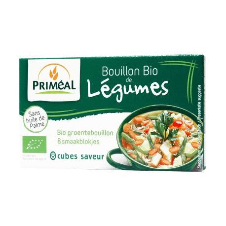 BOUILLON DE LEGUMES 72G