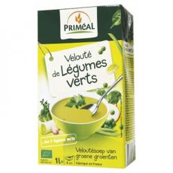 VELOUTE DE LEGUMES VERTS 1L