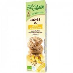 SABLES CITRON&CHIA  PLEINYDAY 150G