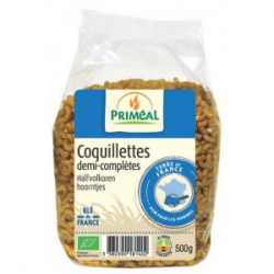 COQUILLETTES 1/2 COMPLETES 100% FRANCE 500G