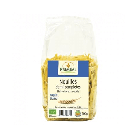 NOUILLES 1/2 COMPLETES 100% FRANCE 500G