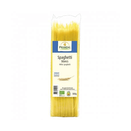 SPAGHETTIS BLANCHES 100% FRANCE 500G
