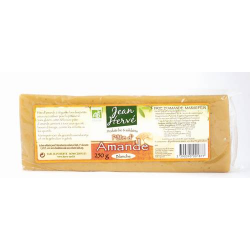 PATE D'AMANDE BLANCHE 250G