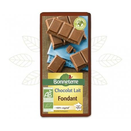 CHOCOLAT FONDANT AU LAIT 100G CC