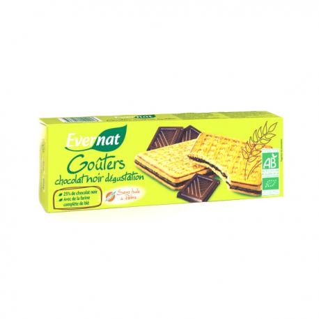GOUTERS CHOCOLAT NOIR 225G