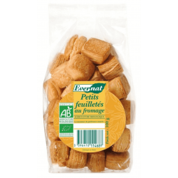 PETITS FEUILLETES AU FROMAGE 100G