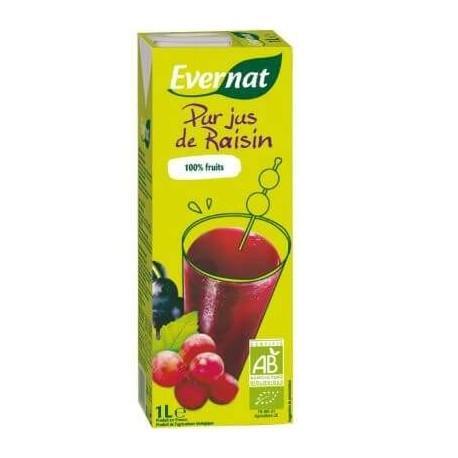 PUR JUS DE RAISIN 1L