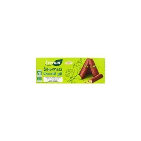 BATONNETS CHOCOLAT LAIT 160G