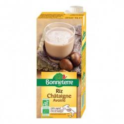 BOISSON CHATAIGNE/RIZ/AVOINE 1L