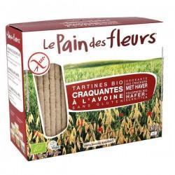 PAIN DES FLEURS AVOINE 150G