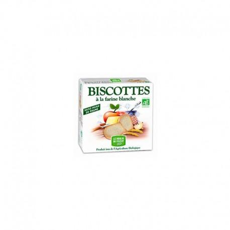 BISCOTTES BLANCHES A L HUILE D OLIVE 270
