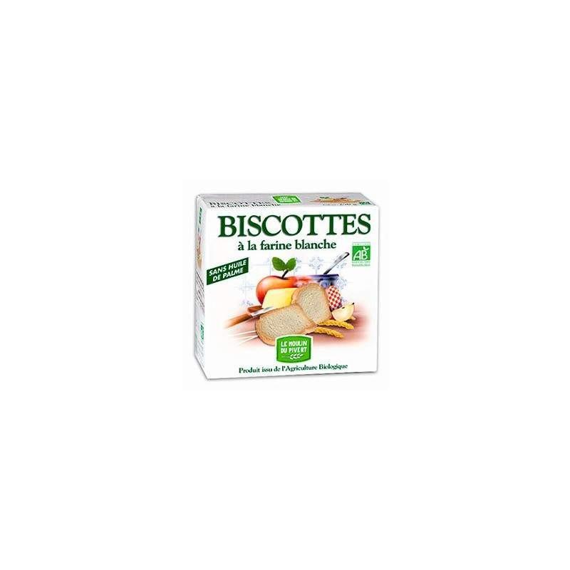 BISCOTTES BLANCHES 270 G
