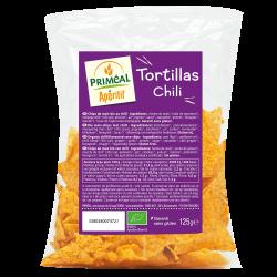 TORTILLAS CHILI 125G