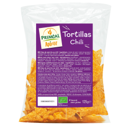 TORTILLAS CHILI 125G