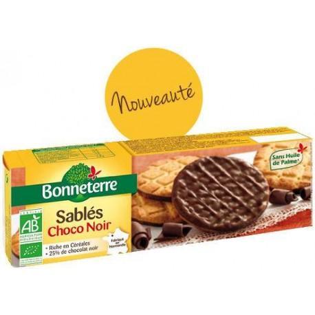 SABLES CHOCOLAT NOIR 120G